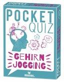 Moses MOS00033 - Pocket Quiz, Gehirnjogging, Fragespiel, Mitbringspiel, Reisespiel