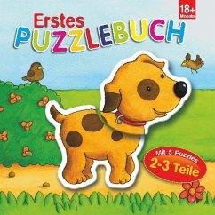 Erstes Puzzlebuch Hund