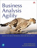 Business Analysis Agility (eBook, ePUB)