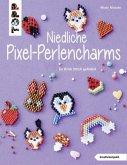 Niedliche Pixel-Perlencharms (Mängelexemplar)
