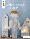 Weihnachtsboten aus Holz (kreativ.kompakt) (Mängelexemplar)