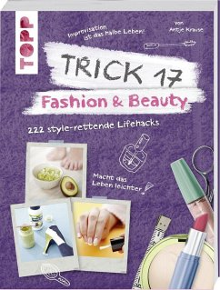 Trick 17 - Fashion & Beauty (Mängelexemplar) - Krause, Antje