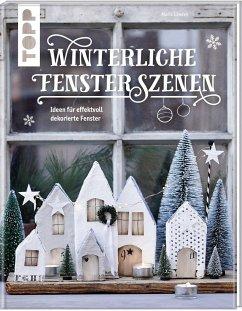 Winterliche Fensterszenen (Mängelexemplar) - Landes, Maria