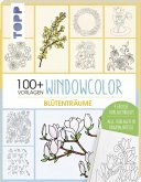 Vorlagenmappe Windowcolor - Blütenträume (Mängelexemplar)