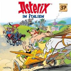 Asterix in Italien / Asterix Bd.37 (1 Audio-CD) - Goscinny, René; Uderzo, Albert