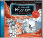 Der kleine Major Tom - Gefährliche Reise zum Mars, 1 Audio-CD