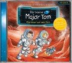 Der kleine Major Tom - Abenteuer auf dem Mars, 1 Audio-CD