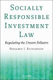 Socially Responsible Investment Law (eBook, PDF)