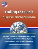 Ending the Cycle: A History of Rohingya Persecution, Analysis of Potential for Radicalization, and a Method for Attaining a Peaceful Resolution - Myanmar Muslim Minority Group Driven to Bangladesh (eBook, ePUB)