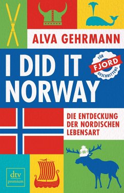 I did it Norway! - Gehrmann, Alva