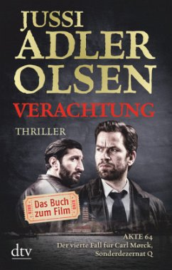 Verachtung / Carl Mørck. Sonderdezernat Q Bd.4 - Adler-Olsen, Jussi