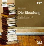 Die Blendung, 2 MP3-CDs