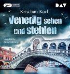Venedig sehen und stehlen, 1 Audio-CD,