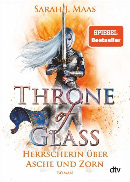 Buch-Reihe Throne of Glass