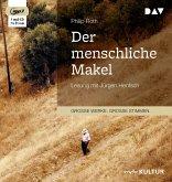 Der menschliche Makel, 1 MP3-CD