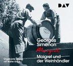 Maigret und der Weinhändler, 4 Audio-CDs