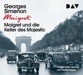 Maigret und die Keller des Majestic / Kommissar Maigret Bd.20 (4 Audio-CDs)