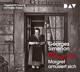 Maigret amüsiert sich / Kommissar Maigret Bd.50 (4 Audio-CDs)