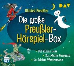 Die große Preußler-Hörspiel-Box, 6 Audio-CDs - Preußler, Otfried