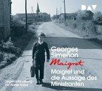 Maigret und die Aussage des Ministranten / Kommissar Maigret Bd.99 (1 Audio-CD)