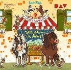 Jetzt geht's um die Möhre! / Die Haferhorde Bd.12 (2 Audio-CDs)