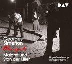 Maigret und Stan der Killer / Kommissar Maigret Bd.92 (1 Audio-CD)