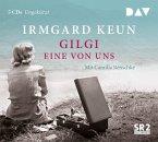 Gilgi - eine von uns, 5 Audio-CDs