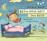 Reim dich nett ins Bett und weitere Reimgeschichten, 1 Audio-CD