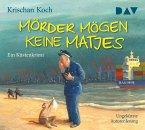 Mörder mögen keine Matjes / Thies Detlefsen Bd.7 (5 Audio-CDs)