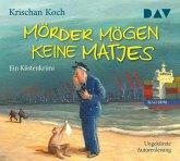 Mörder mögen keine Matjes. Ein Küstenkrimi, 5 Audio-CDs