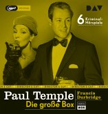 Paul Temple - Die große Box, 6 MP3-CD