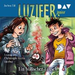 Ein höllischer Tausch / Luzifer junior Bd.5 (2 Audio-CDs) - Till, Jochen