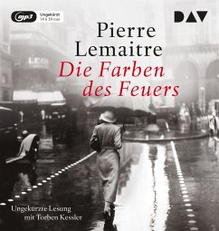 Die Farben des Feuers, 2 MP3-CDs - Lemaître, Pierre