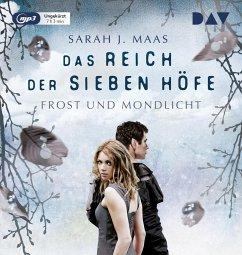 Frost und Mondlicht / Das Reich der sieben Höfe Bd.4 (1 MP3-CD) - Maas, Sarah J.