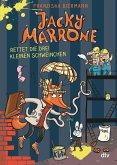 Jacky Marrone rettet die drei kleinen Schweinchen