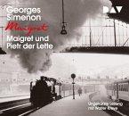 Maigret und Pietr der Lette, 4 Audio-CDs