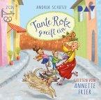 Tante Rotz greift ein / Tante Rotz Bd.2 (2 Audio-CDs)