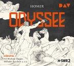 Odyssee, 4 Audio-CDs