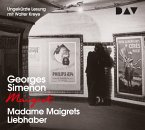 Madame Maigrets Liebhaber / Kommissar Maigret Bd.94 (1 Audio-CD)