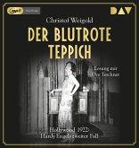 Der blutrote Teppich / Hardy Engel Bd.2 (2 MP3-CDs)