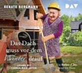Das Dach muss vor dem Winter drauf / Online-Omi Bd.11 (3 Audio-CDs)