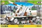 COBI Small Army 2516 - Sd. Kfz. 165 Hummel, 575 Teile, 2 Figuren