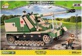 COBI 2517 - Small Army, SD. KFZ. 164 Nashorn, 580 Teile, 2 Figuren