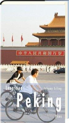 Lesereise Peking (Mängelexemplar) - Erling, Johnny