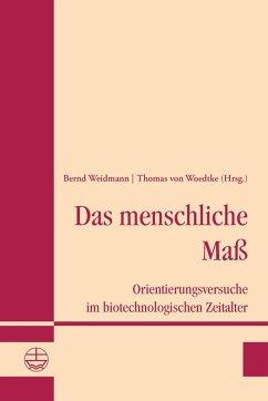 Das menschliche Maß (eBook, PDF)