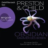 Aloysius Pendergast - Obsidian - Kammer des Bösen 16 (Ungekürzte Lesung) (MP3-Download)