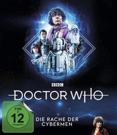 Doctor Who - Vierter Doktor - Die Rache der Cybermen - Baker,Tom/Sladen,Elisabeth/Marter,Ian/+