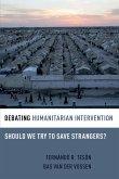 Debating Humanitarian Intervention (eBook, PDF)