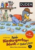 Mein Kindergartenblock mit Rabe Linus (1) Zählen, Malen, Unterscheiden