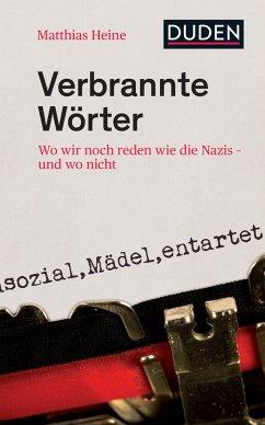 Verbrannte Wörter - Heine, Matthias